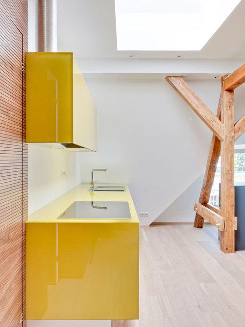 Kleine, Offene Küchen Ideen, Design & Bilder | Houzz