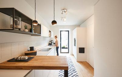 80-150-70 – sind das die Idealmaße einer Küche?