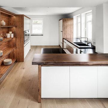 Küche Altholz