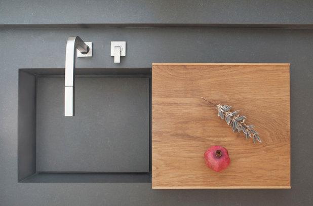 Vorher-Nacher: Neue Küche mit Altholz und Delfter Fliesen