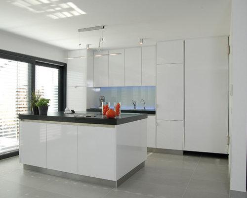 Küchen mit terrazzo boden in stuttgart ideen design bilder houzz