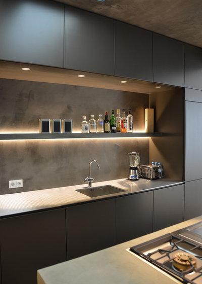 Contemporary Kitchen by Bjørn Buchholz