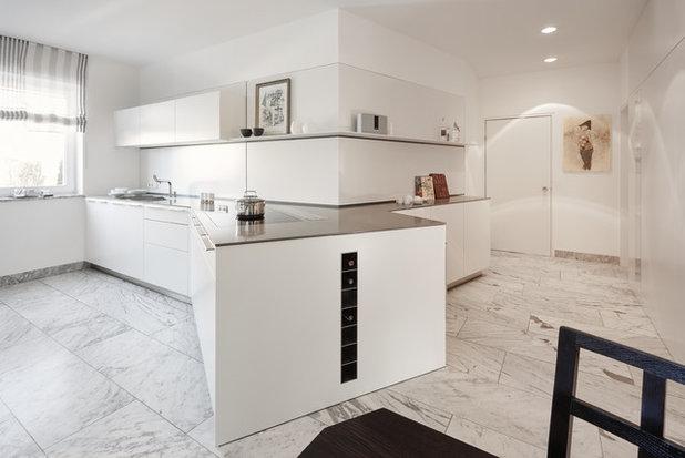 Eine moderne Küche im Allgäu – mit herausragendem Design