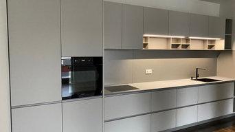 Küche - Genthiner Straße Penthouse