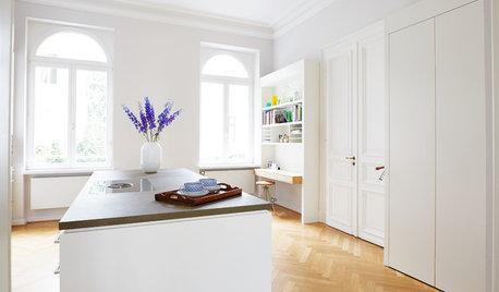 9 ausgekochte Ideen fürs Küchen-Home-Office