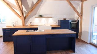 Küche im Kornspeicher