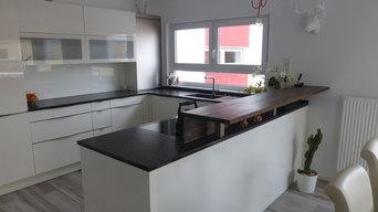 Küche in Bad Liebenzell