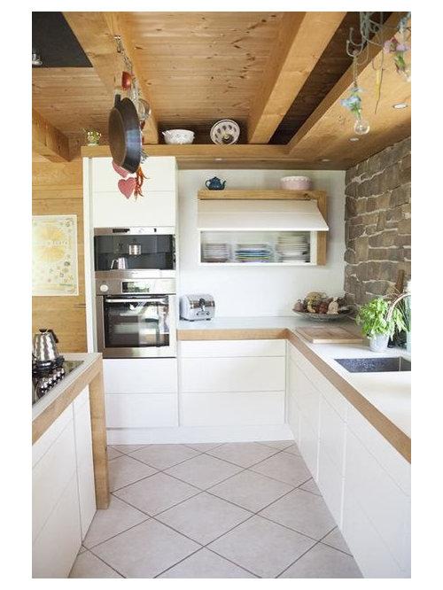 Ideas para cocinas   Fotos de cocinas de estilo de casa de campo con ...