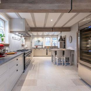 Landhausstil Kuchen Ideen Design Bilder Houzz