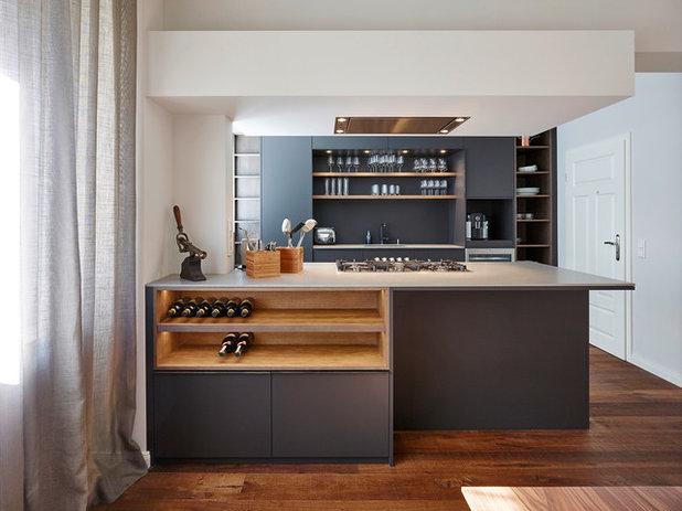 Modern Küche by Lecubi GmbH