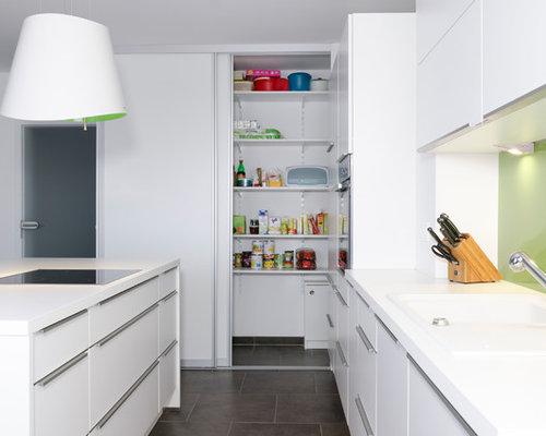 Schiebetüren Küche - Ideen & Bilder | HOUZZ