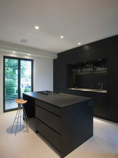 wohnk chen ideen bilder houzz. Black Bedroom Furniture Sets. Home Design Ideas