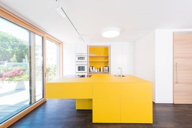 Modern Küche by MH Interieur