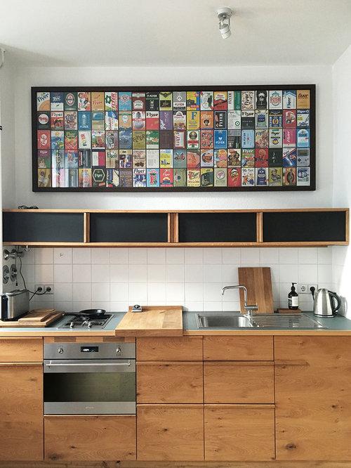 Coole Schrankfronten Wardrobe: Offene Moderne Küchen Ideen & Bilder