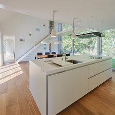 modern k che by m hring architekten. Black Bedroom Furniture Sets. Home Design Ideas