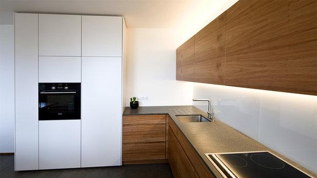 g scheit g schreinert eine bayerische k che aus r sterholz. Black Bedroom Furniture Sets. Home Design Ideas