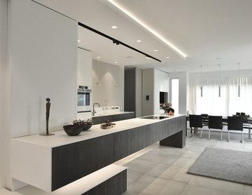 Küche Wohnraum
