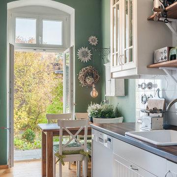 Küchen Farbspiel
