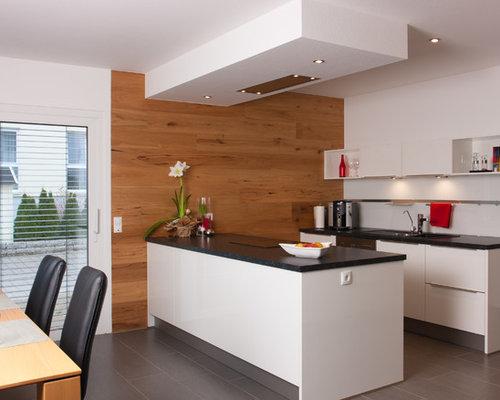 contemporary kitchen design ideas renovations photos. Black Bedroom Furniture Sets. Home Design Ideas
