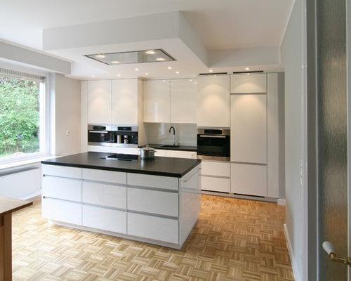 umbau küche esszimmer, wohnraum und anbau wintergarten in einem ... - Küche Esszimmer