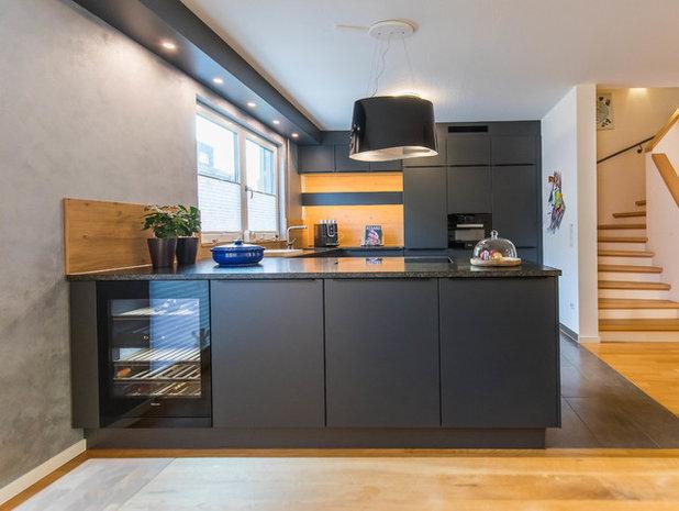 Modern Küche by WERKraumKÜCHE