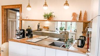 Küchenplanung modern