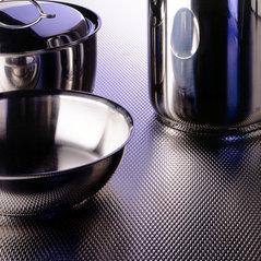 Küchenverkleidung  STRUKTURMETALL GmbH & Co. KG - Building Supplies - Reviews, Past ...