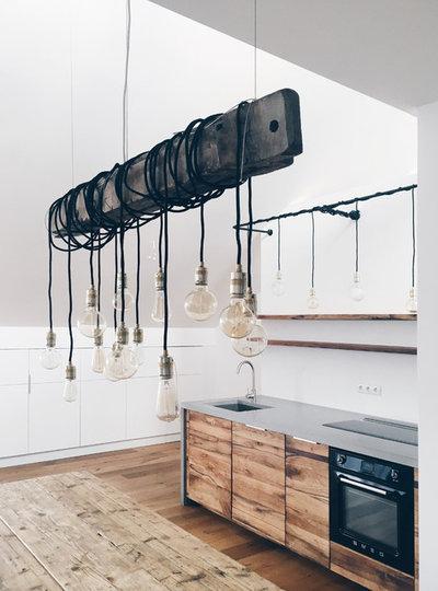 Modern Küche by JK. Designermöbel