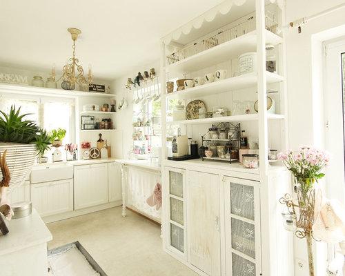 Shabby Chic Cucine : Cucina a l shabby chic style germania foto e idee per