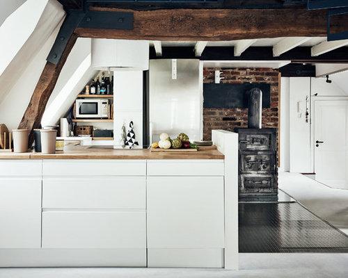 Kleine Küchen Ideen, Design & Bilder   Houzz