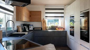 LEICHT Kundenküche