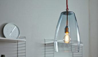 Leuchten von jungen Designern