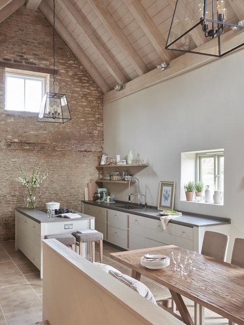 Küchen-Sideboard mit Arbeitsplatte - Ideen & Bilder   HOUZZ