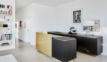 Проект недели: Кухня 15 кв.м, которую дизайнер делал для себя
