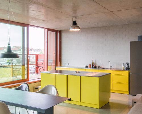 Küche in Wohnung Lokdepot Berlin