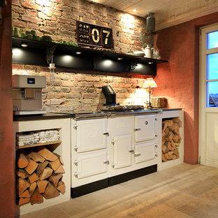 Cucina country Düsseldorf - Foto e Idee per Ristrutturare e ...