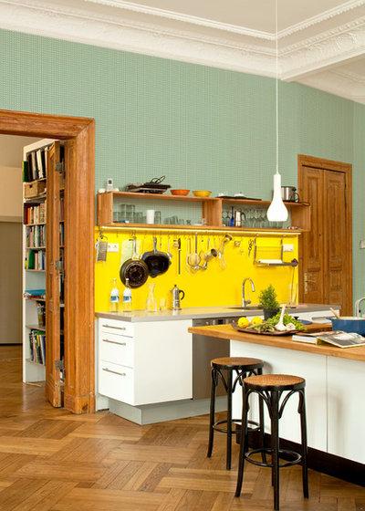 Klassisk Køkken by EXTRATAPETE