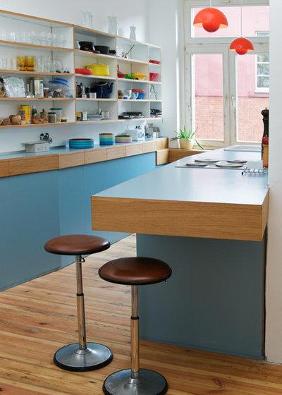 Современный Кухня by Neulant van Exel