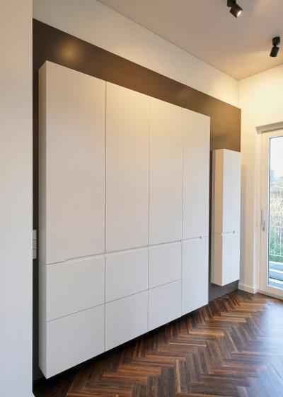 Modern Küche by raumgespür innenarchitektur design Ilka Hilgemann