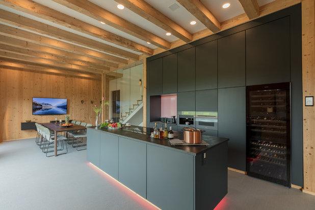 Modern Küche by media@home
