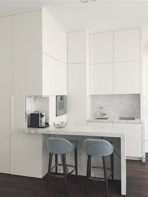 kleine wohnung ideen bilder houzz. Black Bedroom Furniture Sets. Home Design Ideas