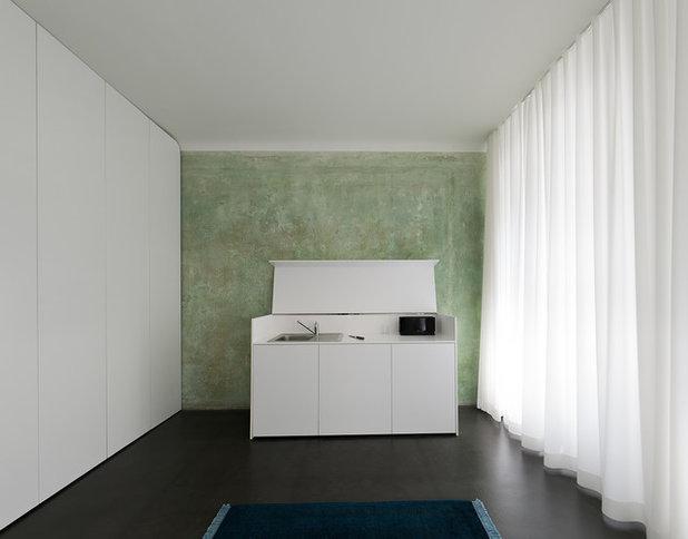 Modern Küche by JAN RÖSLER ARCHITEKTEN
