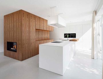 Minimalistisch Küche