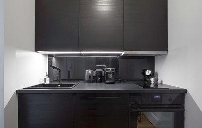 Antes y después: Un lujoso apartamento de 24 m² en Berlín
