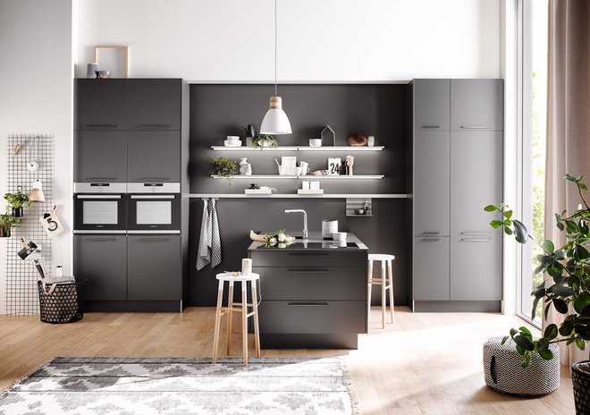 Contemporary Kitchen by Gutsmann Küchen
