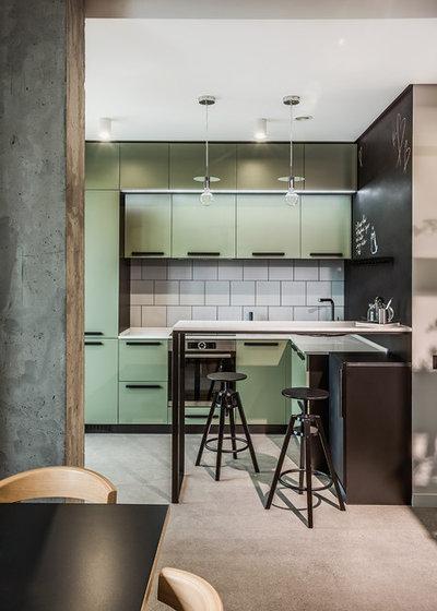 Modern Küche by Bohostudio
