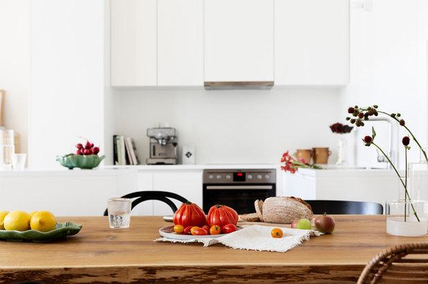 Modern Küche by Kathy Kunz Interiors