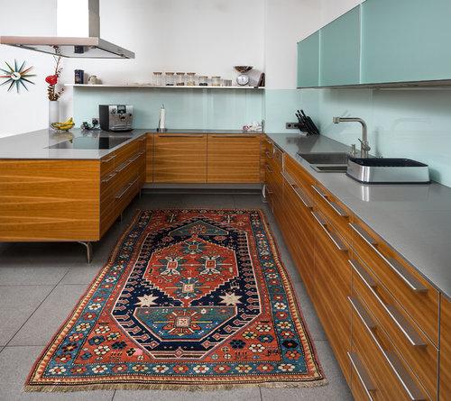 Teppich in der Küche – TOP oder FLOP?