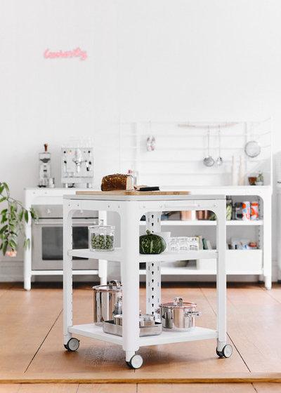 Klassisch modern Küche Modulare Küchen