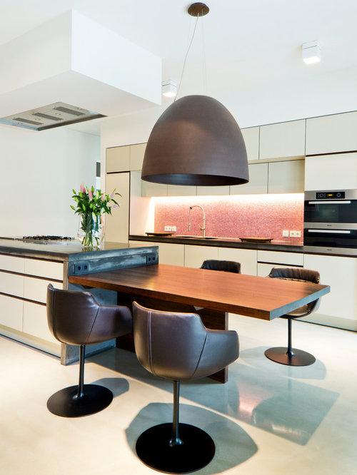 Moderne Küche Bilder moderne küchen ideen design bilder houzz
